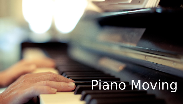 Piano Movers Santa Rosa CA Sonoma County Moving